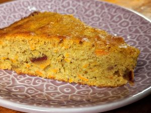 after school carrot date cake