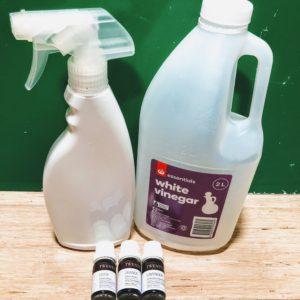 Multi-purpose house spray