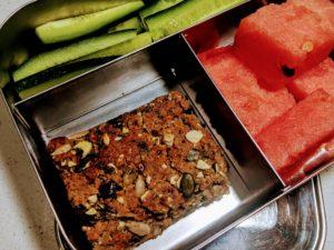 mango lunchbox slice