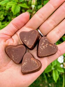 Love (or Chocolate) Truly Heals All Of Life's Wounds