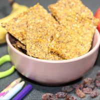 gut-loving crackers